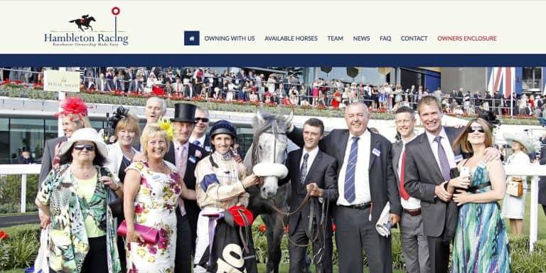 Hambleton Racing Website