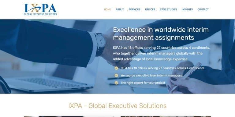 IXPA Website